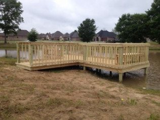 fence contractor sulphur la